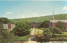 Vintage postcard,Reading PA, Albright College Campus