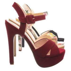 Eyewear-High-Heel-Platform-Open-Toe-Criss-Cross-Sandal-In-Solid-amp-Floral-Print