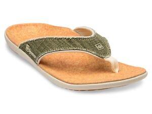 Men-039-s-Spenco-Total-Support-Orthotic-Flip-Flop-Sandals-Sz-14