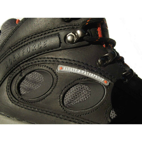 Mano de obra, A Prueba De Agua Acero Puntera Excursionista Estilo Botas De Seguridad / Zapatillas, Zapatos