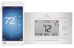 Sens-Si Wall Thermostat With Remote Wi-Fi Access 1F86U-42WF