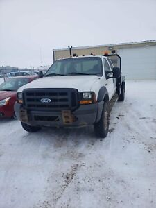 2007 Ford F 550
