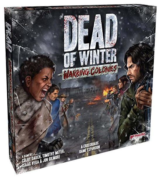 Dead of Winter: Warring Colonies  NEW