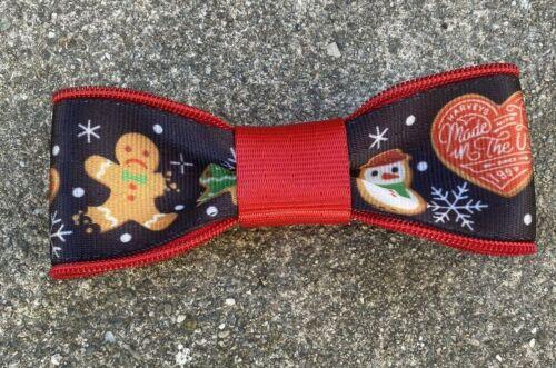 Handmade Harveys Seatbelt Bow Cookie Cutter