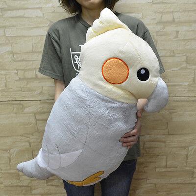 Cockatiel Plush (Soft & Cuddly) XL