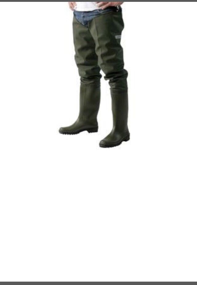 Ocean Thigh Waders Size 7