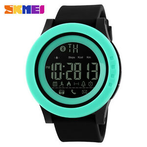 ab6bde69507 Image is loading SKMEI-Men-Sport-Smart-Multi-Function-Pedometer-Calorie-
