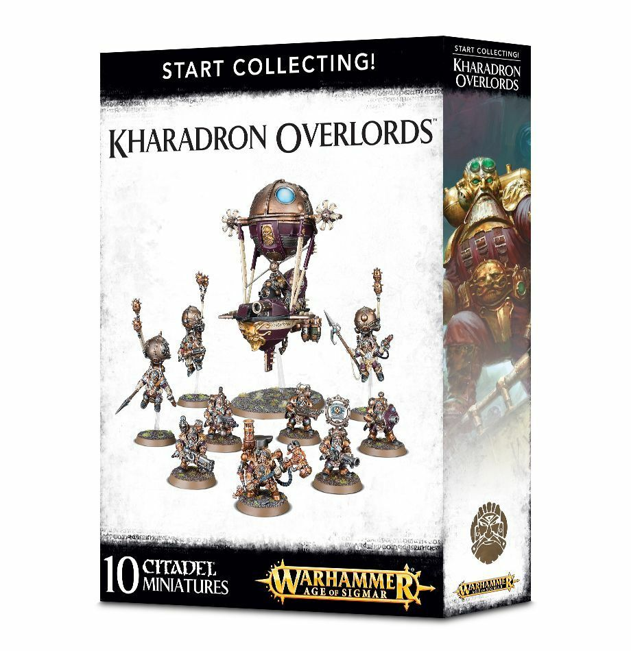 Start Collecting Kharadron Overlords Games Workshop Age of Sigmar Dwarves