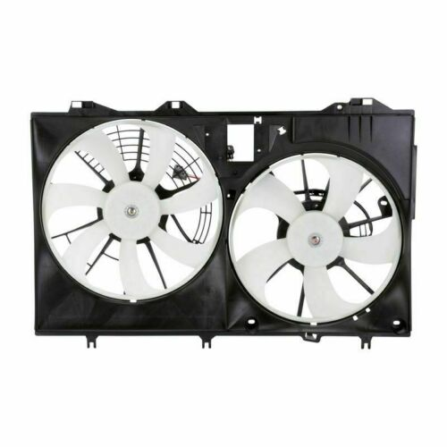 Radiator And Condenser Fan For Toyota Sienna  TO3115198