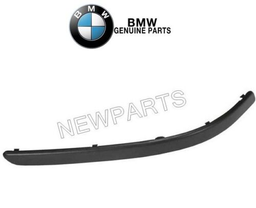 For BMW E39 525i 530i M5 Front Passenger Right Impact Strip Genuine 51112494194