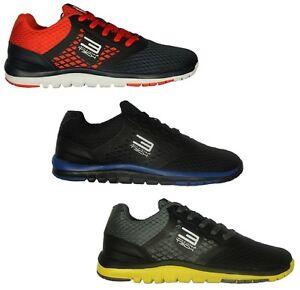 Jack-amp-Jones-Trainers-Shoes-Smart-Casual-Lace-Up-Black-Grey-Designer-Casual