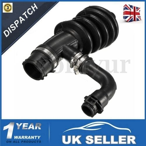 FOR FORD FOCUS C-MAX MK2 1.6 TDCI AIR FILTER FLOW INTAKE HOSE PIPE 7M519A673EJ !