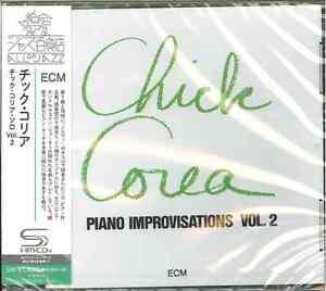 CHICK-COREA-CHICK-COREA-SOLO-VOL-2-JAPAN-SHM-CD-C94
