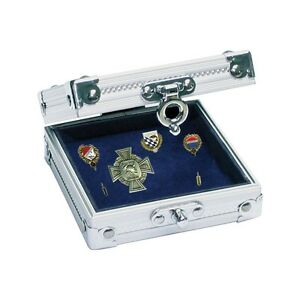 Compact-Collectors-Aluminium-display-case-for-medals-pins-badges-etc