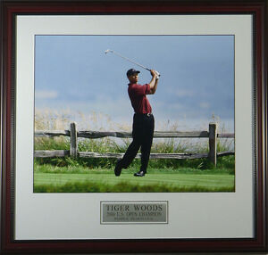Tiger-Woods-2000-US-Open-Pebble-Beach-Framed-Photo-11x14-OR-16x20