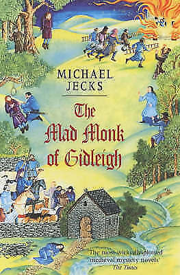 1 of 1 - (Good)-The Mad Monk of Gidleigh (Hardcover)-Jecks, Michael-0755301684