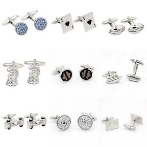 ITS-KF-Men-Copper-Cuff-Links-Wedding-Business-Shirt-Cufflinks-Jewelry-Xmas-Gif
