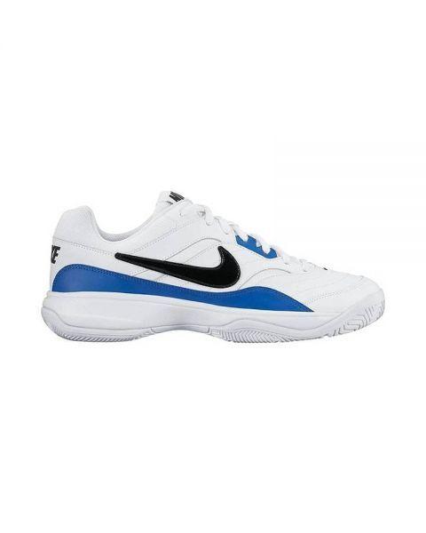 NIKE COURT LITE WEISS BLAU Nr. 845021 114 Tennisschuhe Herren Gr.47  | Erste Gruppe von Kunden  | Verkauf Online-Shop  | Creative