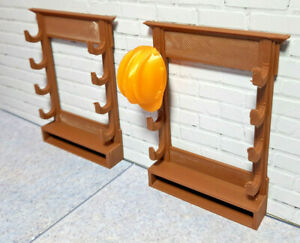 RC-1-10-Scale-Hat-Racks-Shop-Garage-Rock-Crawler-Doll-House-Accessories-USA