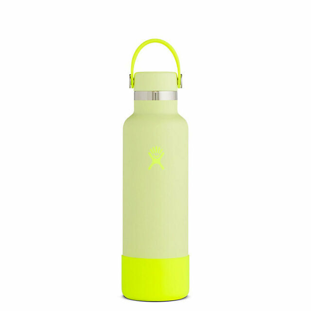 Hydro Flask Prism Pop Standard Mouth Vacuum- Limited Edition 21oz  Lemonade