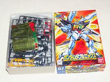 Bandai Gundam double X model kit 1/144 scale
