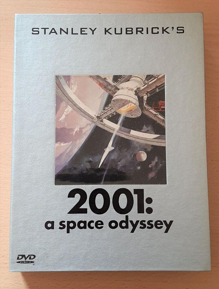 2001 A Space Odyssey Special Edition boxset, instruktør
