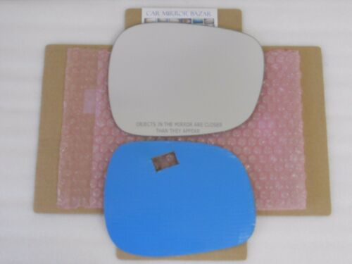 FULL ADHESIVE D333R Replacement Mirror Glass BMW X3 Passenger Side-View Right