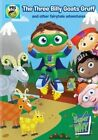 Super Why The Three Billy Goats Gruff and Other Fairytale Adventures Region 1