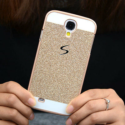 NEW!Shining Glistening Hard Phone Case Cover for Samsung Galaxy S4 i9500