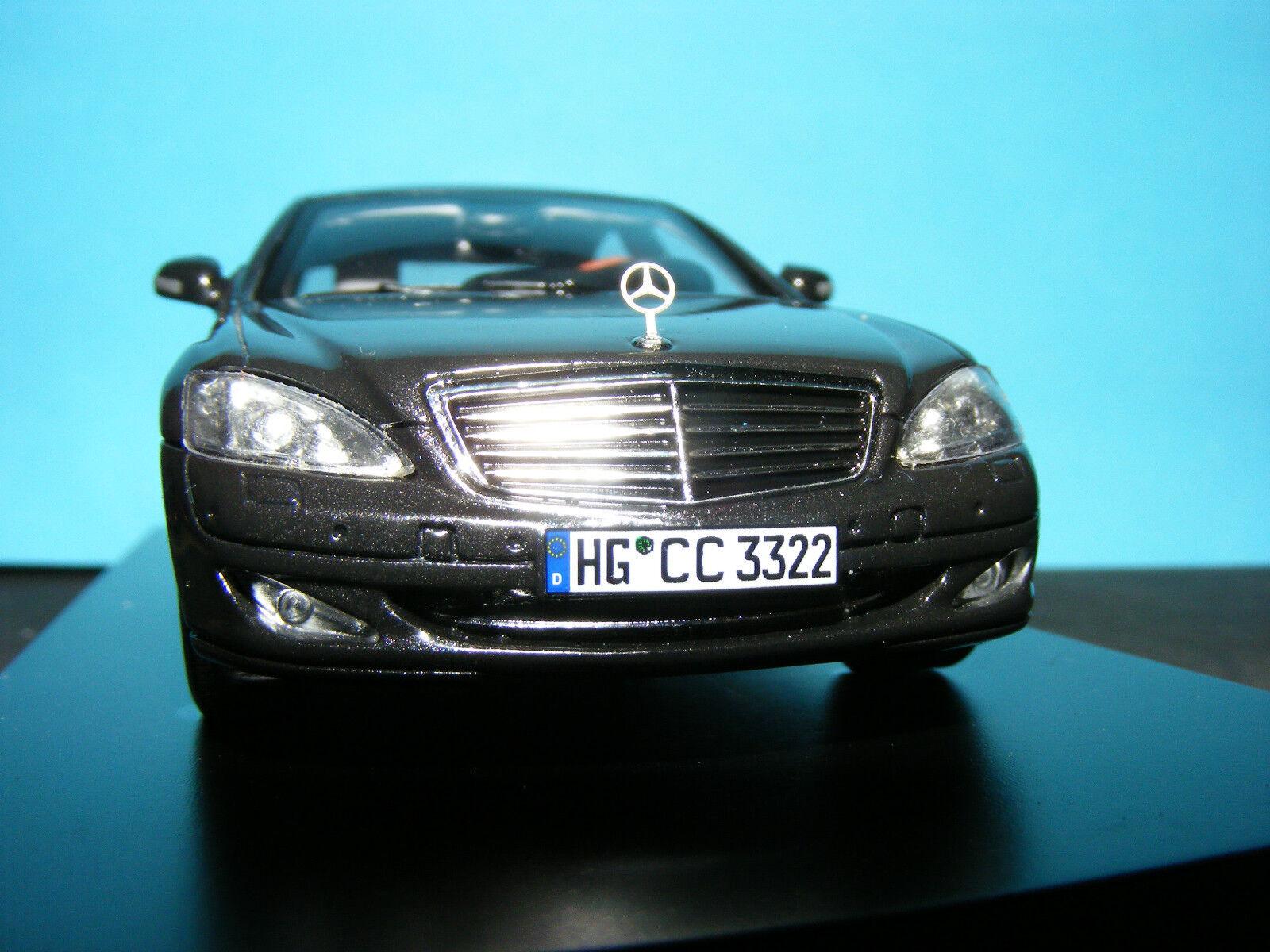 MERCEDES-BENZ W221 S class 2005 1 43 NLA Very Rare  Spark  vous rendre satisfait