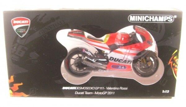 Ducati Desmosedici GP11.2 No.46 MotoGP 2011 (Valentino Rossi)