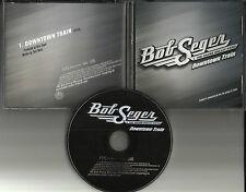 BOB SEGER Downtown Train 2011 USA PROMO DJ CD single TOM WAITS remake Cover trk
