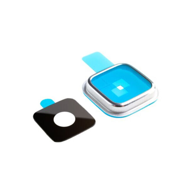 For Samsung Galaxy S5 i9600 G900 G9005 Camera  Lens Ring Cover Replacemen HGUK
