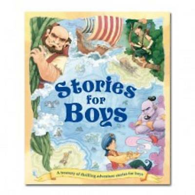 """""""AS NEW"""" Stories For Boys (Treasuries), , Book"""