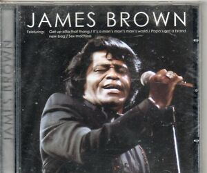 CD-20-T-JAMES-BROWN-TRY-ME-SUPER-BAB-SEX-MACHINE-DE-2007-NEUF-SCELLE