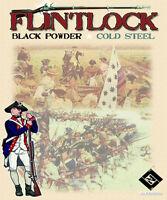 Flintlock Black Powder Cold Steel Volume 1 - Carolina Rebels - Strategic Game