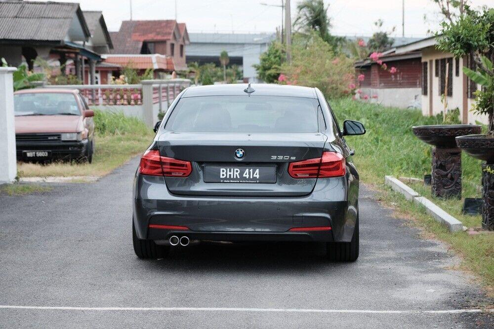 BMW 330e 2,0 aut. 4d - 309.900 kr.