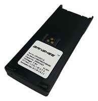 Nimh Intrinsically Safe Battery For Motorola Radio Ht-1000 Mtx2000 Mobius Series