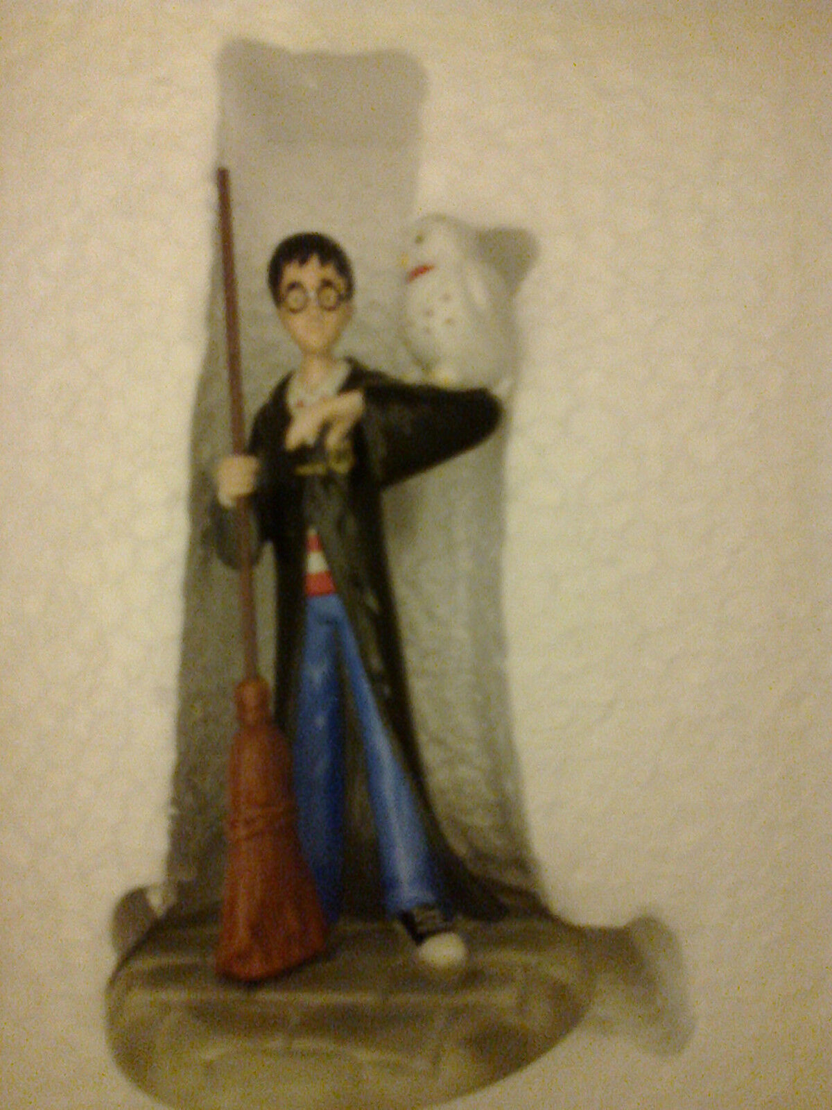 HARRY POTTER royal doulton 2001 series wizard in training