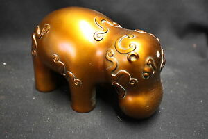 NEW-Hippopotamus-Statue-symbol-of-Strength-amp-Courage-AN117