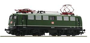 ROCO-E-Lok-BR-140-BR140-DB-AG-Ep-V-a-51281-Digital-411-459