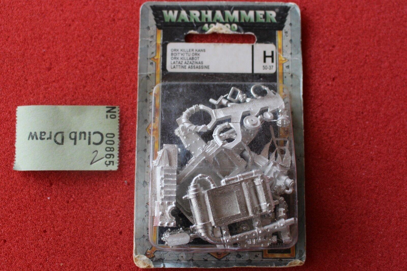 Games Workshop Warhammer 40k Orks Killa Kans Killer Can Dreadnought WH40K GW