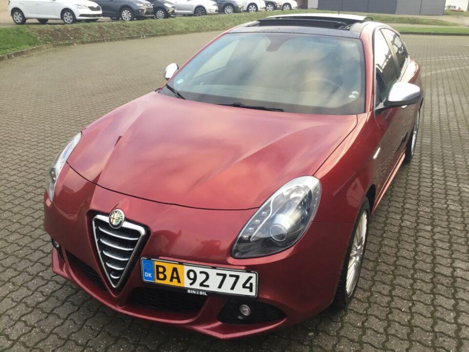 Usato 2012 Alfa Romeo Giulietta 1.4 Benzin 170 CV (11.450