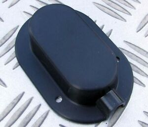 Cable Entry Cover Black Solar Satellite Aerial Air Con