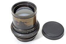 "Dallmeyer 12"" f7.7 (305mm) 12 inch/7.7 Dallon Tele-Anastigmat Camera Lens++NICE"