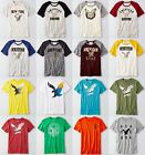 NWT American Eagle AE Mens Applique Graphic Tee T-Shirt S M L XL XXL or XXXL