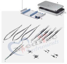 Hand Surgery Basic Set Of Micro Surgical Instruments Best Quality Grade A