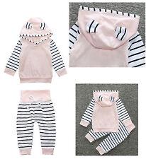 Baby Mädchen Sommer Set Hose Langarmshirt  Gr. 62/68 /C28/
