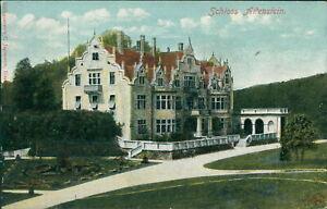 Ansichtskarte Schloß Altenstein 1906 (Nr.9610)