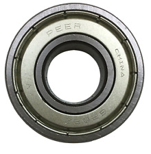 6202-ZZ Deep Groove Radial Ball Bearing PEER 6202ZZ 15X35X11